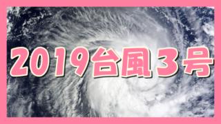 サムネ1906262019台風3号