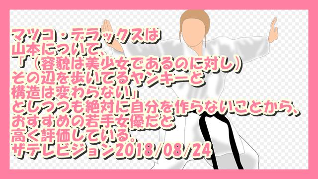 サムネ190730山本舞香マツコ評価