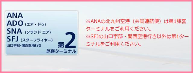 記事中191107羽田2タミ航空会社