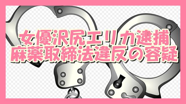 サムネ191116沢尻エリカ逮捕