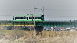 サムネ191224平成筑豊鉄道高3生嘔吐女性救護で感謝状